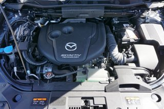 2013 Mazda CX-5 KE1021 Grand Touring SKYACTIV-Drive AWD Grey 6 Speed Sports Automatic Wagon