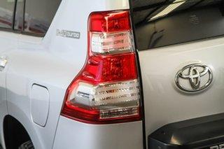 2016 Toyota Landcruiser Prado GDJ150R MY16 GXL (4x4) Silver Pearl 6 Speed Automatic Wagon