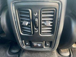 2015 Jeep Grand Cherokee WK MY15 Overland Black 8 Speed Sports Automatic Wagon