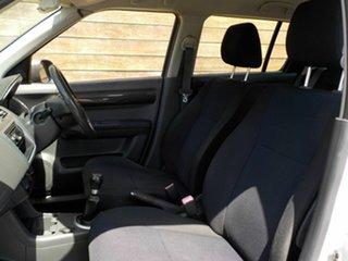 2006 Suzuki Swift RS415 Z Series White 5 Speed Manual Hatchback