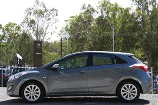 2016 Hyundai i30 GD4 Series II MY17 Active Grey 6 Speed Sports Automatic Hatchback