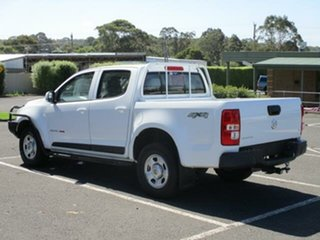 2015 Holden Colorado RG LS White Manual CREWCAB UTILITY