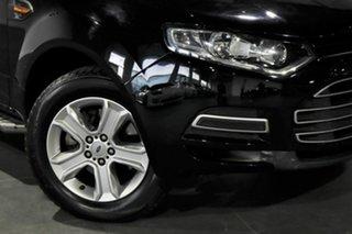 2011 Ford Territory SZ TX Seq Sport Shift Black 6 Speed Sports Automatic Wagon.
