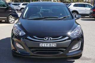 2012 Hyundai i30 GD Premium Black 6 Speed Sports Automatic Hatchback.