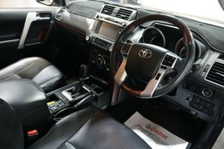 2016 Toyota Landcruiser Prado GDJ150R Kakadu Crystal Pearl 6 Speed Sports Automatic Wagon
