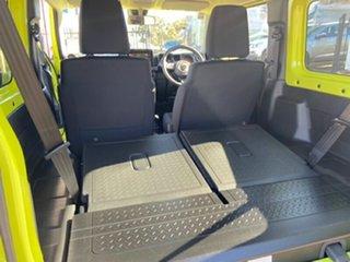 2020 Suzuki Jimny JB74 Yellow 5 Speed Manual Hardtop
