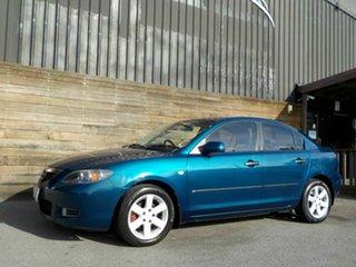 2006 Mazda 3 BK10F2 Neo Blue 5 Speed Manual Sedan