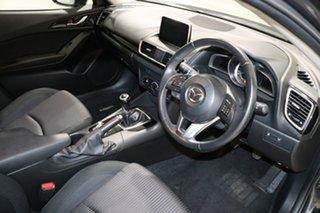 2016 Mazda 3 BM MY15 Maxx Grey 6 Speed Manual Hatchback