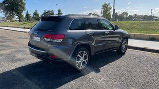 2020 Jeep Grand Cherokee WK MY20 Overland Granite Crystal Metallic 8 Speed Sports Automatic Wagon