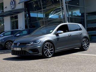 2020 Volkswagen Golf 7.5 MY20 R DSG 4MOTION Grey 7 Speed Sports Automatic Dual Clutch Hatchback.