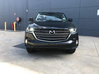 2020 Mazda BT-50 TFS40J XTR Gunmetal Blue 6 Speed Sports Automatic Utility.