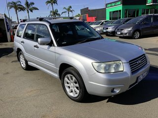 2006 Subaru Forester MY06 XS Silver 5 Speed Manual Wagon.