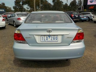 2005 Toyota Camry ACV36R Upgrade Altise Blue 4 Speed Automatic Sedan