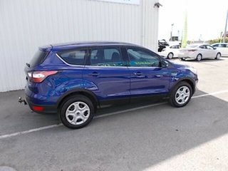 2016 Ford Escape AMBIENTE 2ws Blue 4 Speed Automatic SUV.