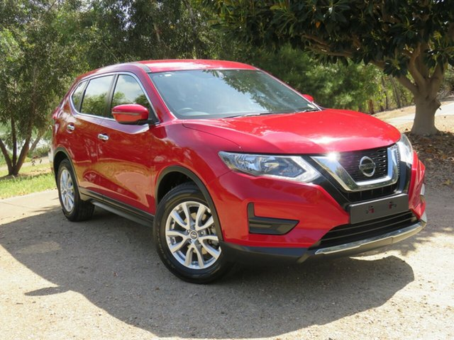 Used Nissan X-Trail T32 Series II ST X-tronic 2WD Morphett Vale, 2018 Nissan X-Trail T32 Series II ST X-tronic 2WD Red 7 Speed Constant Variable Wagon