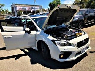2015 Subaru WRX V1 MY15 Premium AWD White 6 Speed Manual Sedan