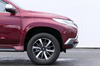 2016 Mitsubishi Pajero Sport QE MY16 GLS Terra Rossa 8 Speed Sports Automatic Wagon