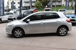 2012 Toyota Corolla ZRE152R MY11 Ascent Sport Silver 4 Speed Automatic Hatchback.