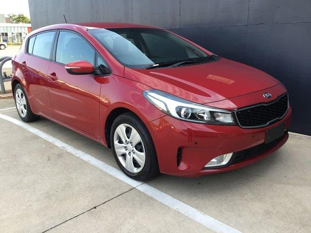 Used Kia Cerato YD MY18 S Stuart Park, 2018 Kia Cerato YD MY18 S Red 6 Speed Sports Automatic Hatchback