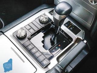 2019 Toyota Landcruiser VDJ200R LC200 Sahara (4x4) Silver 6 Speed Automatic Wagon
