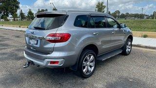 2018 Ford Everest UA 2018.00MY Titanium Aluminium 6 Speed Sports Automatic SUV