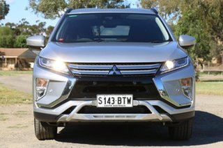 2017 Mitsubishi Eclipse Cross YA MY18 LS 2WD Silver 8 Speed Constant Variable Wagon