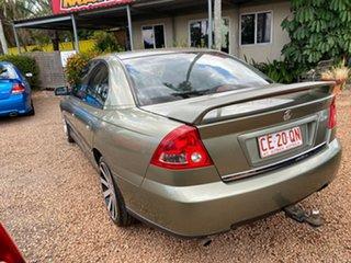 2003 Holden Commodore VY II Executive Acid Green 4 Speed Automatic Sedan