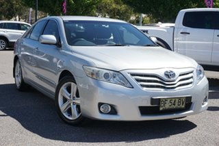 2010 Toyota Camry ACV40R MY10 Grande Silver 5 Speed Automatic Sedan.