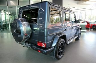 2017 Mercedes-Benz G-Class W463 MY808 G350 d 7G-Tronic + 4MATIC Grey 7 Speed Sports Automatic Wagon