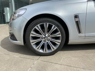 2015 Holden Calais VF MY15 V Silver 6 Speed Sports Automatic Sedan