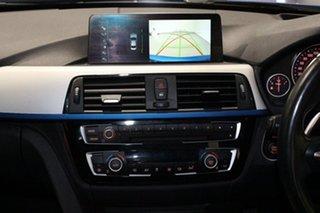 2016 BMW 320d F30 LCI M Sport Blue 8 Speed Automatic Sedan