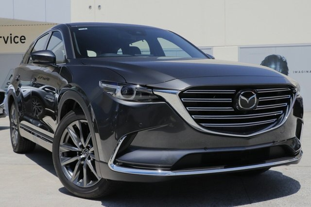 New Mazda CX-9 TC Azami SKYACTIV-Drive i-ACTIV AWD Hindmarsh, 2020 Mazda CX-9 TC Azami SKYACTIV-Drive i-ACTIV AWD Machine Grey 6 Speed Sports Automatic Wagon