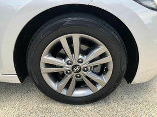 2015 Hyundai Elantra AD MY17 Active Silver 6 Speed Sports Automatic Sedan