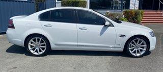 2011 Holden Calais VE II V White 6 Speed Sports Automatic Sedan.