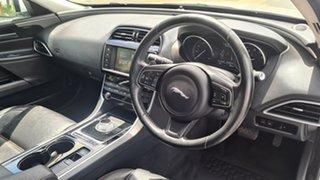 2016 Jaguar XE MY17 Prestige Silver 8 Speed Automatic Sedan