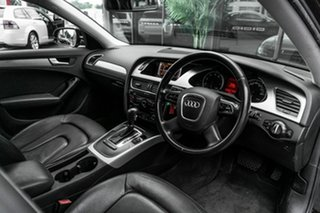 2011 Audi A4 B8 8K MY11 Avant Multitronic Black 8 Speed Constant Variable Wagon