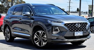 2019 Hyundai Santa Fe TM.2 MY20 Highlander Rain Forest 8 Speed Sports Automatic Wagon