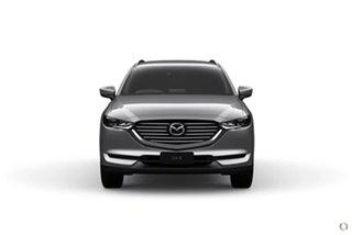 2020 Mazda CX-8 KG2WLA Sport SKYACTIV-Drive FWD Silver 6 Speed Sports Automatic Wagon.
