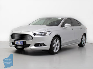 2017 Ford Mondeo MD Facelift Trend TDCi Silver 6 Speed Automatic Hatchback.