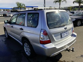 2006 Subaru Forester MY06 XS Silver 5 Speed Manual Wagon