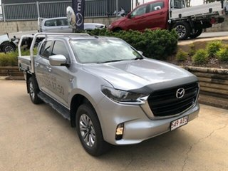 2020 Mazda BT-50 TFS40J XT 6 Speed Sports Automatic Cab Chassis.