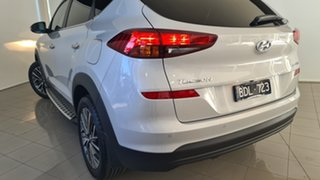 2019 Hyundai Tucson TL3 MY19 Elite 2WD Silver 6 Speed Automatic Wagon