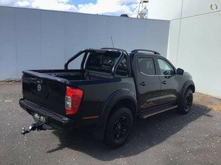 2019 Nissan Navara D23 S4 MY20 N-TREK Warrior Cosmic Black 7 Speed Sports Automatic Utility
