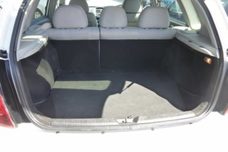 2006 Kia Cerato LD MY06 EX Galaxy Grey 5 Speed Manual Hatchback