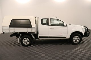 2014 Holden Colorado RG MY14 LX Space Cab White 6 speed Automatic Cab Chassis