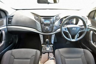 2016 Hyundai i40 VF4 Series II Active Tourer Grey 6 Speed Sports Automatic Wagon.
