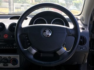 2005 Holden Barina TK 5 Speed Manual Hatchback
