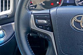 2018 Toyota Landcruiser VDJ200R VX Classic Silver 6 Speed Sports Automatic Wagon
