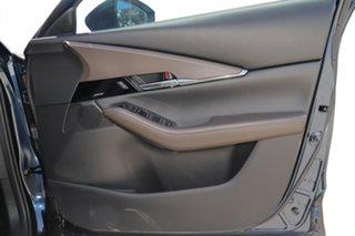 2021 Mazda CX-30 DM2WLA G25 SKYACTIV-Drive Astina Deep Crystal Blue 6 Speed Sports Automatic Wagon