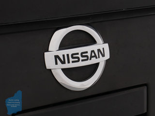 2014 Nissan Navara D40 MY12 ST (4x4) White 6 Speed Manual Dual Cab Pick-up